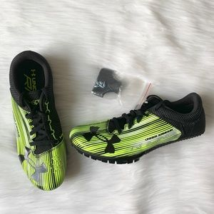 Under Armour Track Shoes NWOT